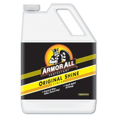 Case of Armor All Original Protectant, 1 Gallon Bottles