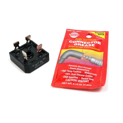 60 Amp Bridge Rectifier for 1.5 HP Imperial Motor