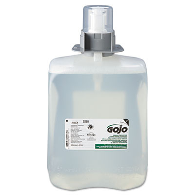GOJO Green Certified Foam FMX-20 Hand Cleaner Case