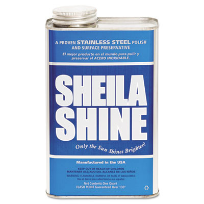 Sheila Shine Stainless Steel Cleaner & Polish - Gallons