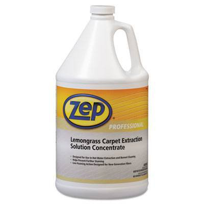 Lemongrass Carpet Extraction Solution Concentrate
