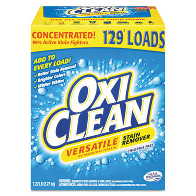 OxiClean Versatile Stain Remover Case Regular