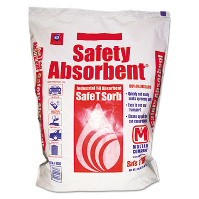 Safety Absorbent Safe T Sorb All-Purpose Clay Absorbent