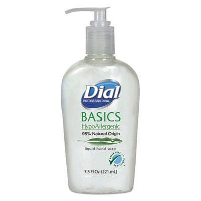 Case of Dial Professional Basics HypoAllergenic Liquid Hand Soap