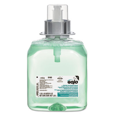 GOJO® FMX-12™ Luxury Foam Hand, Hair & Body Wash - Cucumber Melon Scent