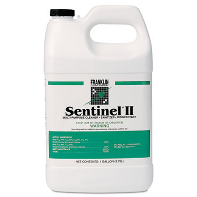Franklin Cleaning Technology Sentinel Ii Disinfectant Case