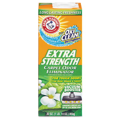 Arm & Hammer Deodorizing Carpet Cleaning Powder Case