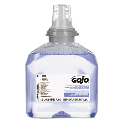 GOJO Tfx Luxury Foam Hand Wash Case
