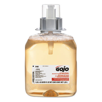 GOJO® FMX-12™ 1250 ml Foam Hand Wash Refill - Fresh Fruit Scent