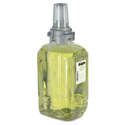 GOJO® ADX-12 Floral & Ginger Scented Hand Soap (1250 ml Refills) - Case of 3