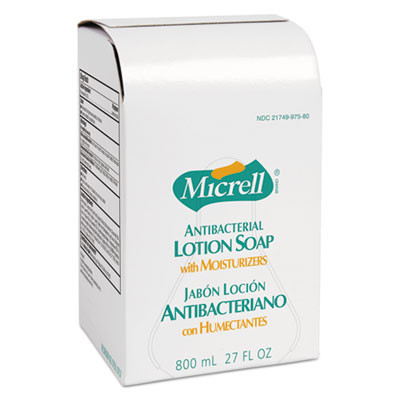 GOJO Micrell Antibacterial Lotion Soap Case