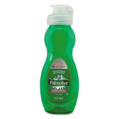Palmolive Dishwashing Liquid Original Scent (72 Sample Squeeze Bottles)