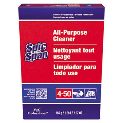 All-Purpose Floor Cleaner, 27 Oz Box, 12/carton