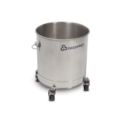 5 Gallon Stainless Steel Mop Bucket