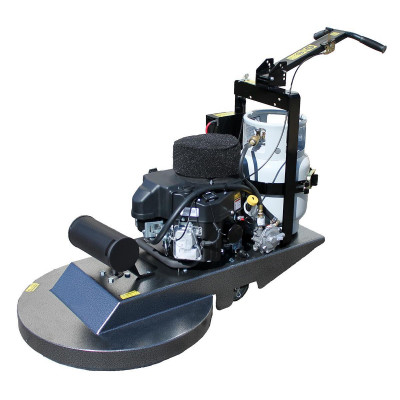 27 inch Eagle Propane Buffing Burnisher