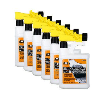 Nilodor® Chute and Dumpster Wash All Purpose Cleaner and Odor Neutralizer