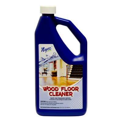 6 Quarts of Nyco® Wood Floor Cleaner (Beautifies & Restores)