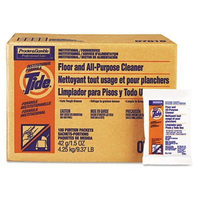 Tide Floor and All-Purpose Cleaner, 36lb Box