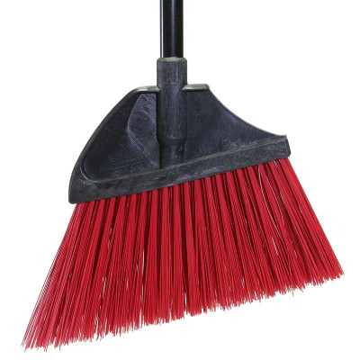 MaxiPlus® Professional Angle Broom - Unflagged Bristles (Case of 4)