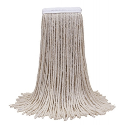 Cotton Cut End Wet Mop: Large