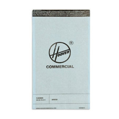 Vacuum Bags (#AH10159) for Hoover® MPWR™ Upright Cordless Vacuum - 10 Pack