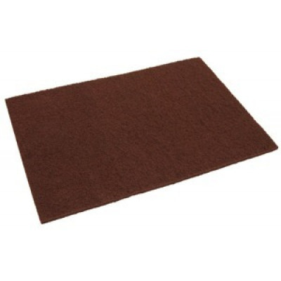 Clarke® Boost Maroon Wet Floor Stripping Pads