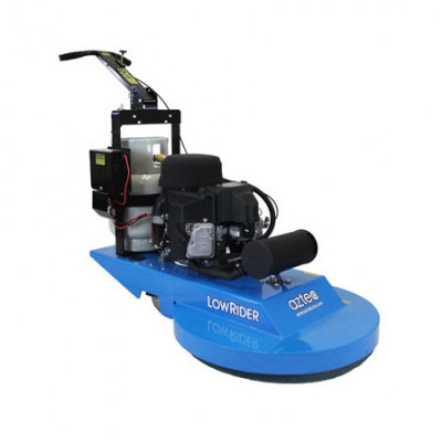 Aztec Low Rider 27 inch Propane Burnisher