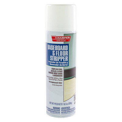 Champion Sprayon® Baseboard and Floor Stripper