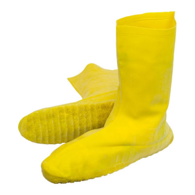 Yellow Latex Nuke Boot