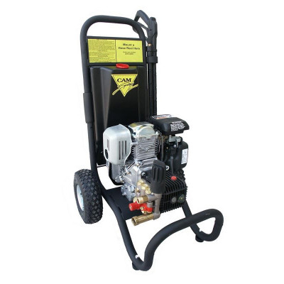 Cart Power Washing System