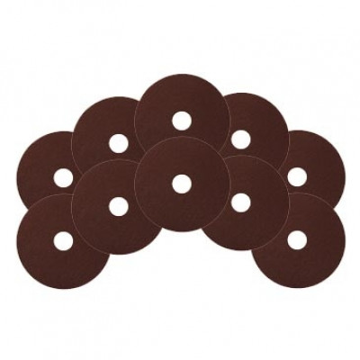 20 inch Maroon Dry Floor Strip Pads