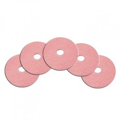 20 inch Pink Hard Finish Burnishing Pad