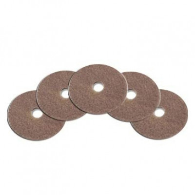 24 inch Champagne High Speed Floor Polishing Pads