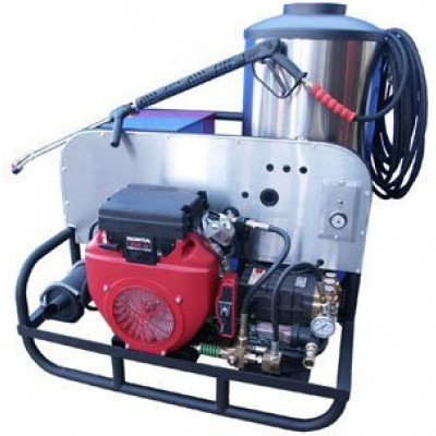 Heated Chemical Injection Power Washer