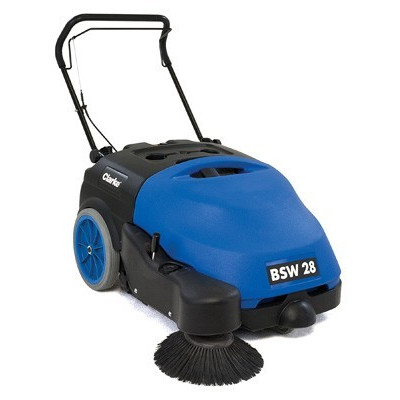 Clarke® BSW 28 Battery Powered Sweeper