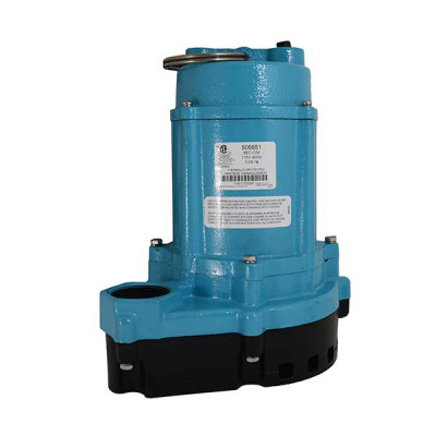 Waste & Flood Water Submersible Pump for the CleanFreak 'Flood Master' Flood Extractor
