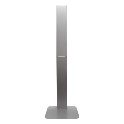 48 inch Tall Stand for Touch Free Hand Sanitizer Dispensers