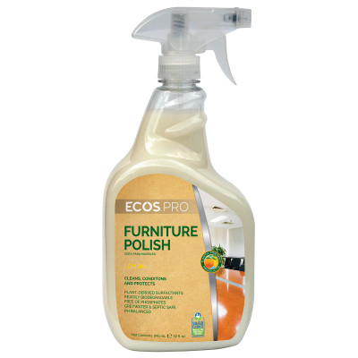 Earth Friendly Products ECOS™ PRO Furniture Polish