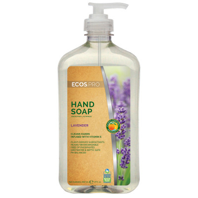 Earth Friendly Products ECOS™ PRO Lavender Hand Soap
