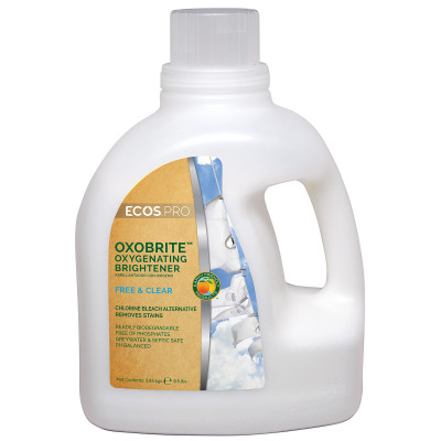 ECOS™ PRO OxoBrite™ Oxygenating Brightener (Bleach Alternative)