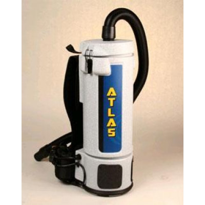 EDIC Atlas™ 10 Quart Backpack Vacuum