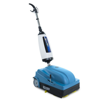 EDIC Pilot™ Portable Bathroom Floor & Grout Scrubber