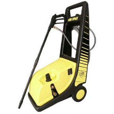 Enclosed Pump Cart Pressure Washer