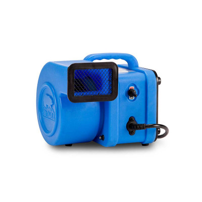 Flood Restoration Air Blower Dryer - Blue