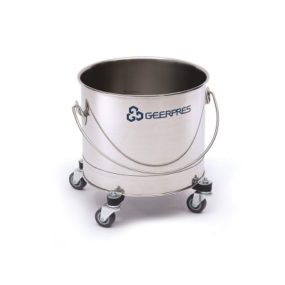 Geerpres Stainless 5 Gallon Bucket