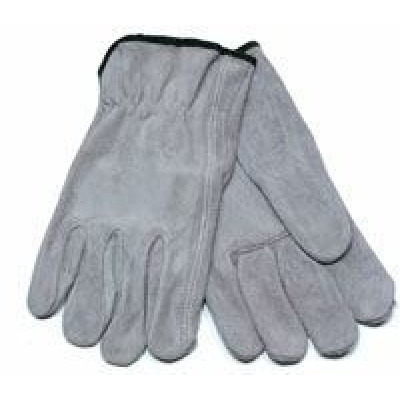 Cow Grain Leather Gloves