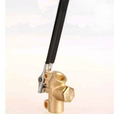 Glidemaster Brass Valve for Drag Wand