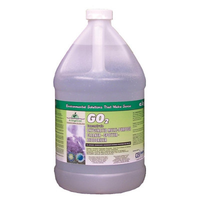 e.logical GO2 Concentrate Grout Scrubbing Floor Cleaning Solution