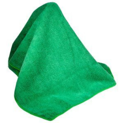 Green Microfiber Kitchen/Restaurant Wipe