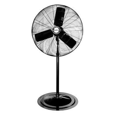 Heavy Duty Non-Oscillating Pedestal Fan
